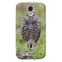 Burrowing Owl Galaxy S4 Cover