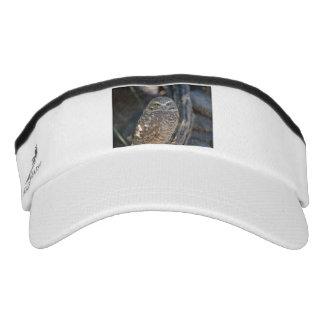 Burrowing Owl Headsweats Visor