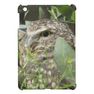 Burrowing Owl Cover For The iPad Mini