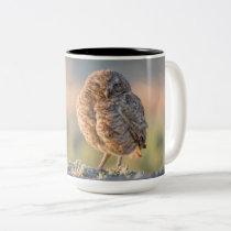 Burrowing Owl Large Mug