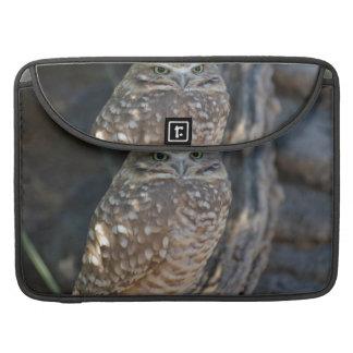 Burrowing Owl MacBook Pro Sleeve