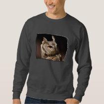 Burrowing Owl Profile Sweatshirt