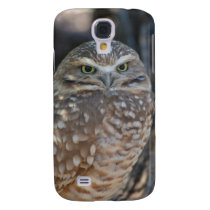 Burrowing Owl Samsung S4 Case
