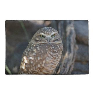 Burrowing Owl Travel Accessory Bag