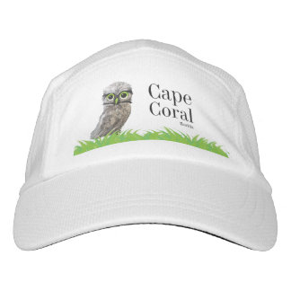 Burrowing Owls in Cape Coral Florida Hat