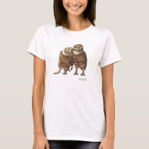 Burrowing Owls T-Shirt