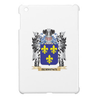 Burrows Coat of Arms - Family Crest iPad Mini Covers