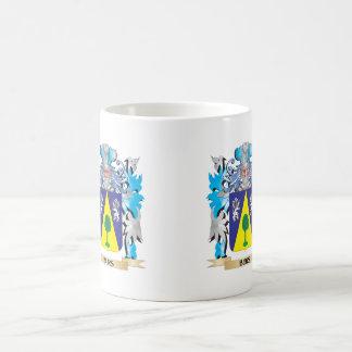 Burs Coat of Arms Classic White Coffee Mug