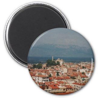 Bursa 2 Inch Round Magnet