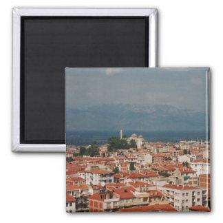Bursa 2 Inch Square Magnet