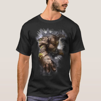 Burst - Earth Elemental T-Shirt (Black)