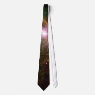Burst into Galaxy Tie