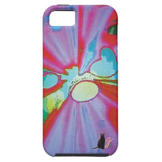 """""""Burst"""" iPhone case iPhone 5 Case"""