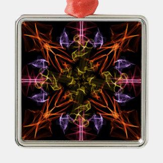 Burst Metal Ornament