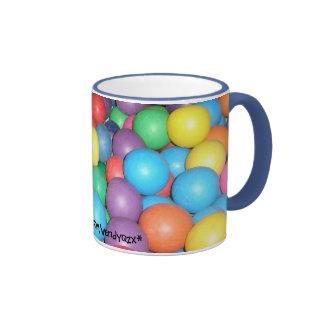 Burst of Balls mug