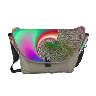 Burst Of Color Courier Bag