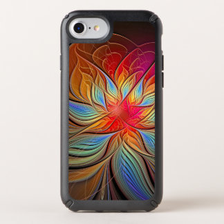 Burst Of Color Speck iPhone Case