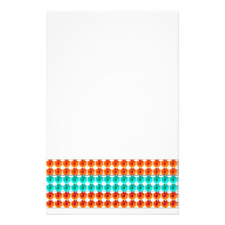 Burst of Flowers Stationery