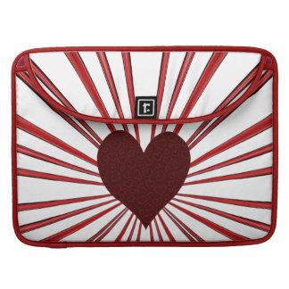 Burst Of Love MacBook Pro Sleeve
