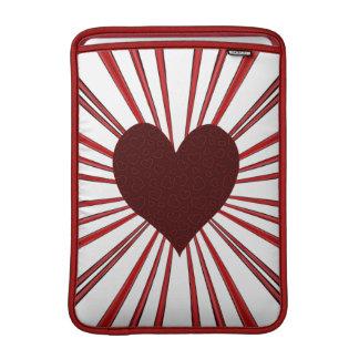 Burst Of Love MacBook Sleeve
