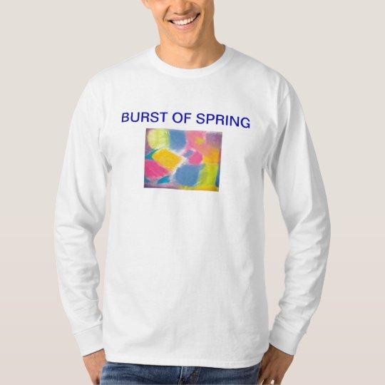 Burst of Spring T-shirt