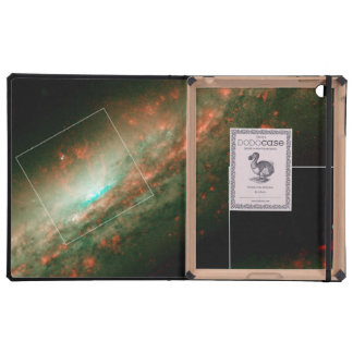 Burst of Star Formation Drives Bubble in Galaxy NG Case For iPad