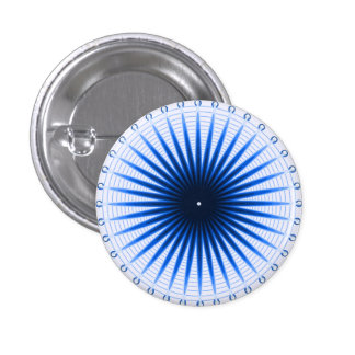 Burst of the Blues Button