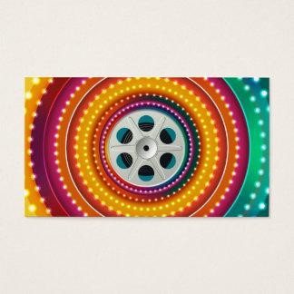 Burst Rings Filmmaker Videographer Cards