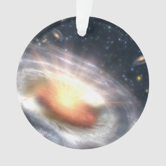 Bursting Black Hole