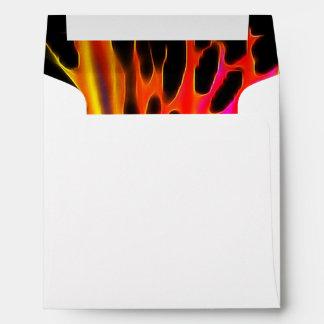 Bursting Colors Envelope