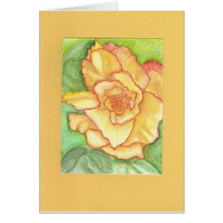 Bursting Petals Card