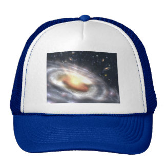 Bursting with Stars and Black Holes Trucker Hats
