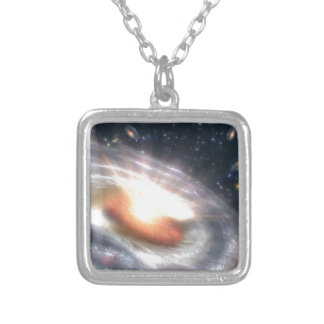 Bursting with Stars and Black Holes Custom Jewelry