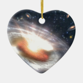 Bursting with Stars and Black Holes Ornaments
