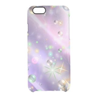 Bursts of Pain & Bubbles of Hope Clear iPhone 6/6S Case