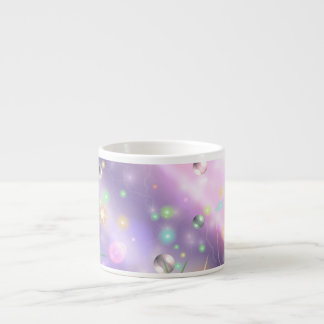 Bursts of Pain & Bubbles of Hope Espresso Cup