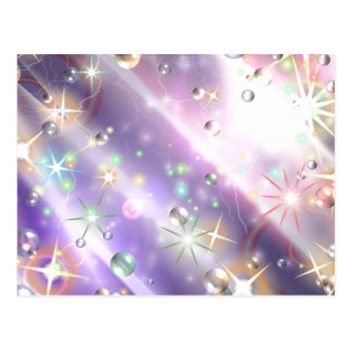 Bursts of Pain & Bubbles of Hope Postcard