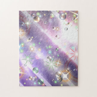 Bursts of Pain & Bubbles of Hope Jigsaw Puzzle