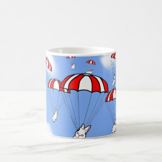 Burt the Bunny Friends mug
