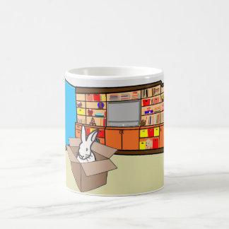 Burt the Bunny mug