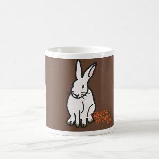 Burt the Bunny Signed Special Edition mug