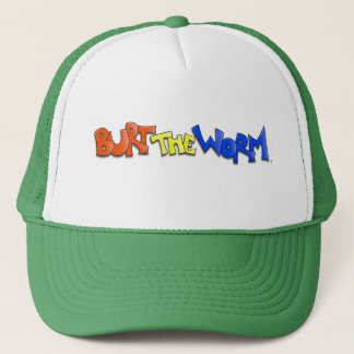 Burt the Worm Title Hats