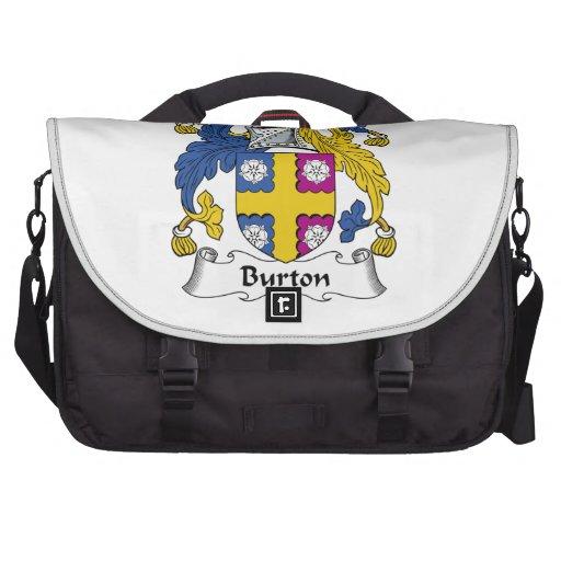 Burton Family Crest Laptop Computer Bag
