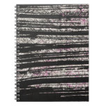 Burton Line Spiral Note Book