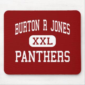 Burton R Jones - Panthers - Middle - Creston Iowa Mouse Pad