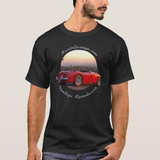 Burt's Garage.com Vintage Sportscars T-shirt