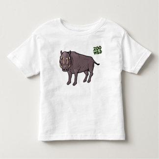 Buru Babirusa Tee Shirt