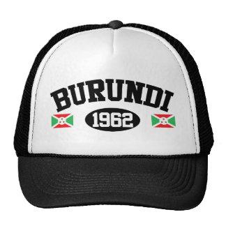 Burundi 1962 trucker hats