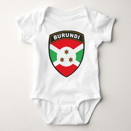 Burundi Baby Bodysuit
