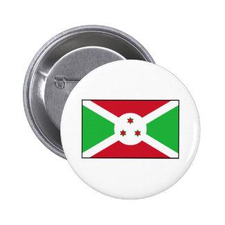 Burundi - bandera burundesa pins